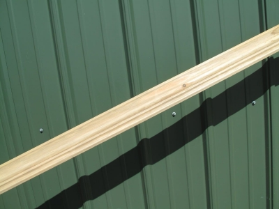 Cedar Crown Moulding